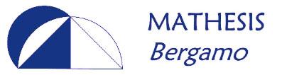 Logo for Mathesis Bergamo